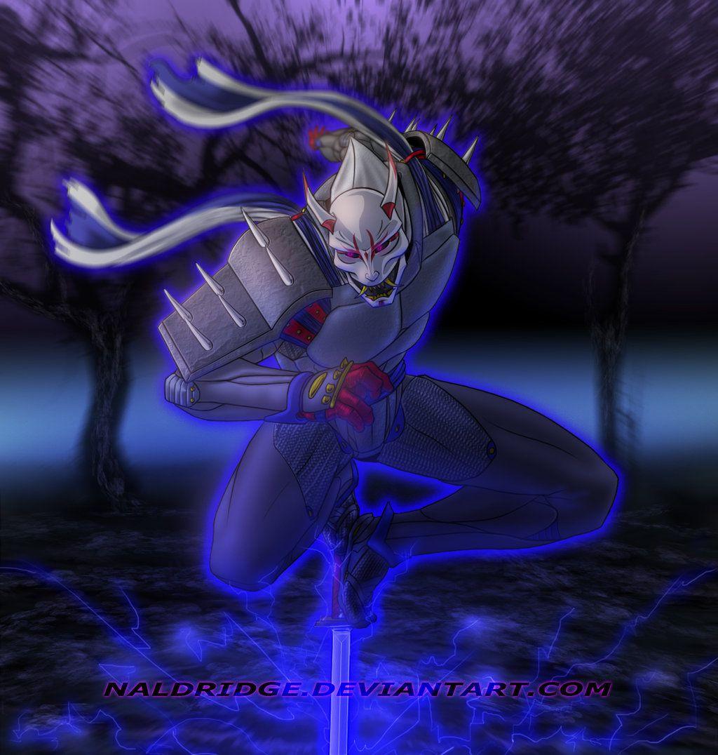 Tekken 1s Yoshimitsu by naldridge deviantart com on