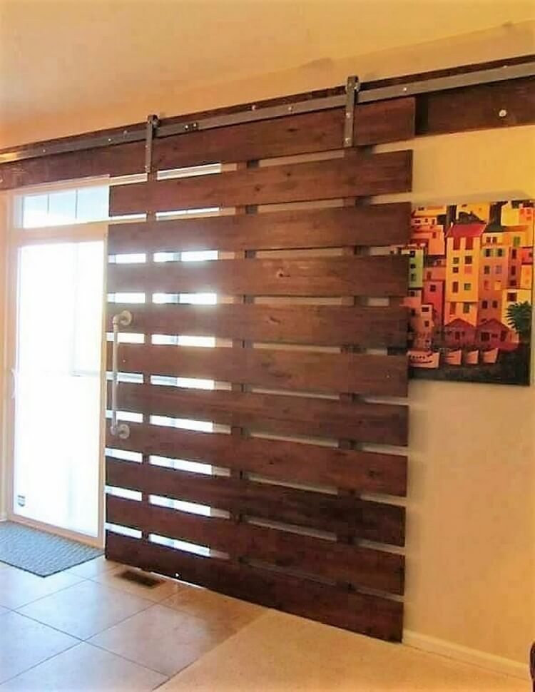 Unique DIY Ideas with Old Shipping Pallets | Palets, Muebles ...