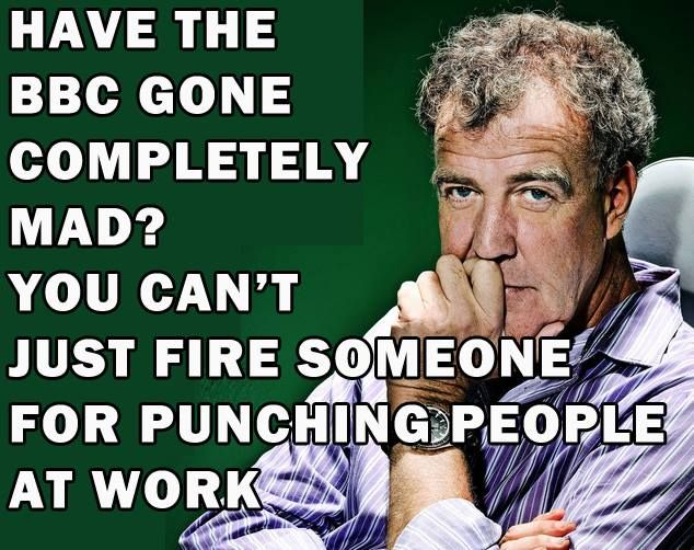 Really Funny Meme Jokes : Funny jokes jeremy clarkson from top gear suspended best funny