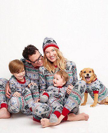 Star Wars™ Long John Pajamas In Organic Cotton Sleepshop Star Wars