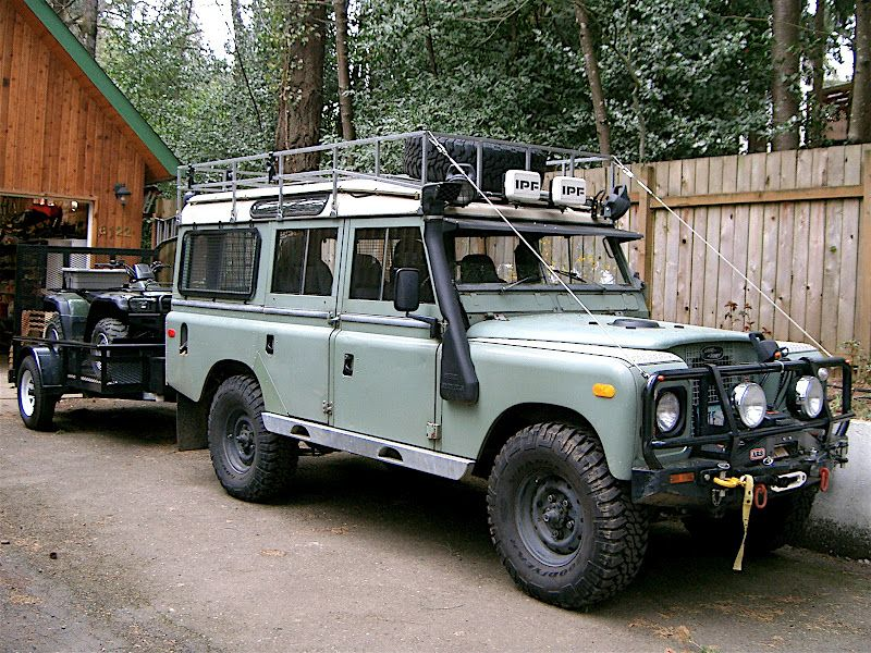 land rover series 3 best 4x4xfar pinterest land rovers land rover defender and 4x4. Black Bedroom Furniture Sets. Home Design Ideas