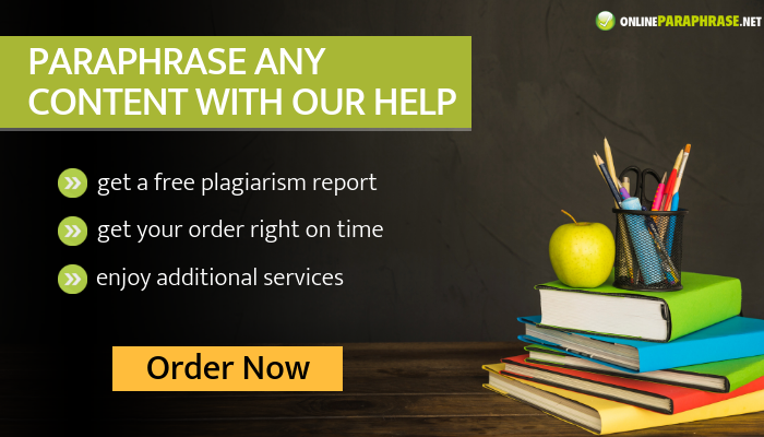 Paraphrase Sentence Service That Will Make All Your Plagiarism Problem Go Away With Just One Click Check It Now Http Online Paraphrasing Free