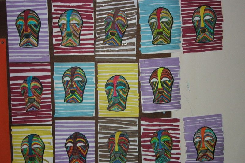 Super arts plastiques CP | AFRIQUE | Pinterest | Art plastique  QM15