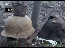 WWII Relic Hunting & Metal Detecting Hidden WW2 Treasures Eastern Front (Five videos - HD) | World War II Social Place