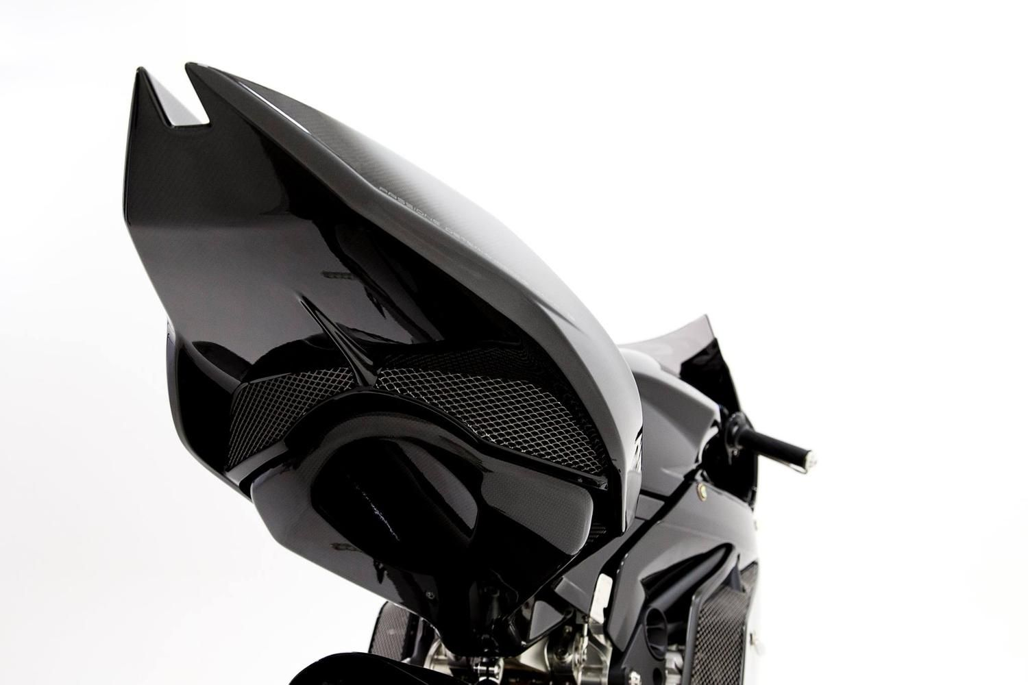 Late motorcycle designer Massimo Tamburini was responsible for some all-time classic designs, such as the revolutionary all-enclosed Ducati Paso 750. But before succumbing to lung cancer in 2014, the mastermind created one last gift for high-end bike enthusiasts: his own no-expense-spared vision of the perfect sport bike. Started by the master and finished by his son, two prototypes exist for those who can afford the bike's $342,000 price tag.