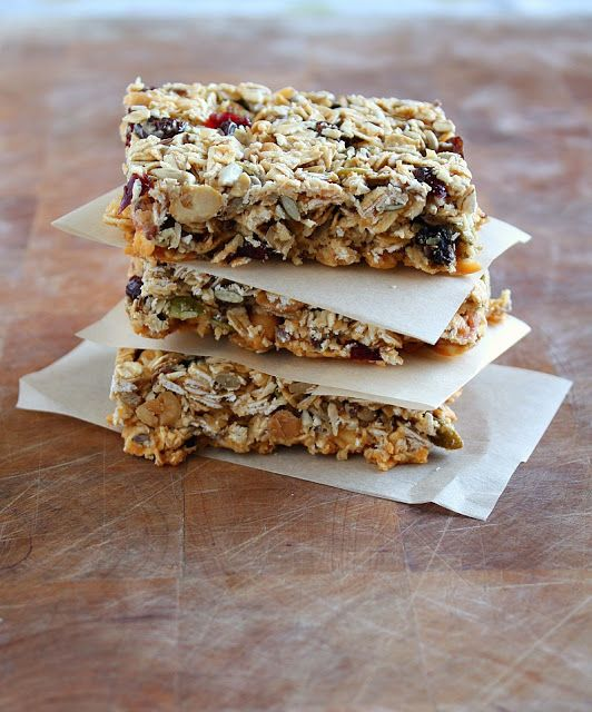 Nigella S Breakfast Bars Not Quite Healthy Unless Can Find A Substitute For Condensed Milk Breakfast Bars Recipes Food