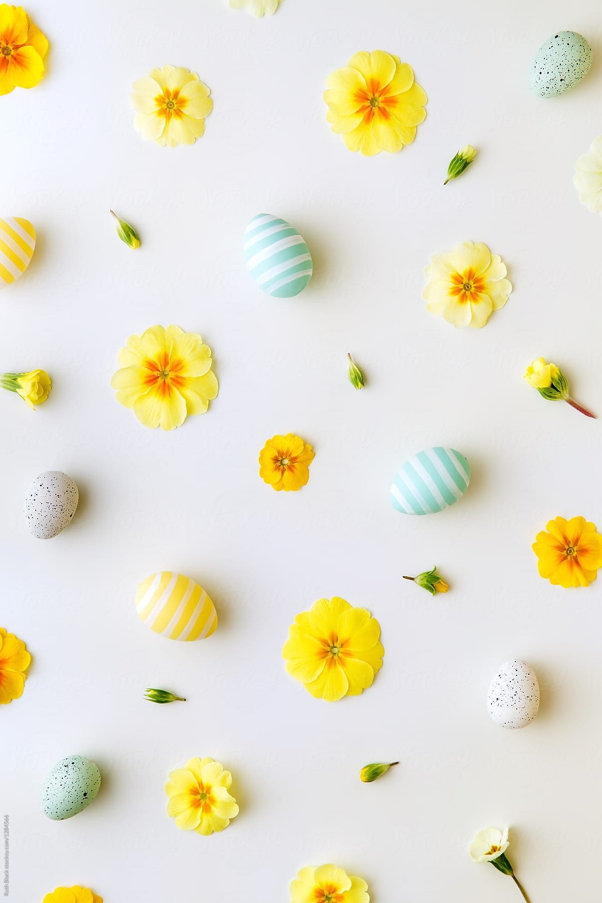 Easter background by Ruth Black - Stocksy United #stock # ...