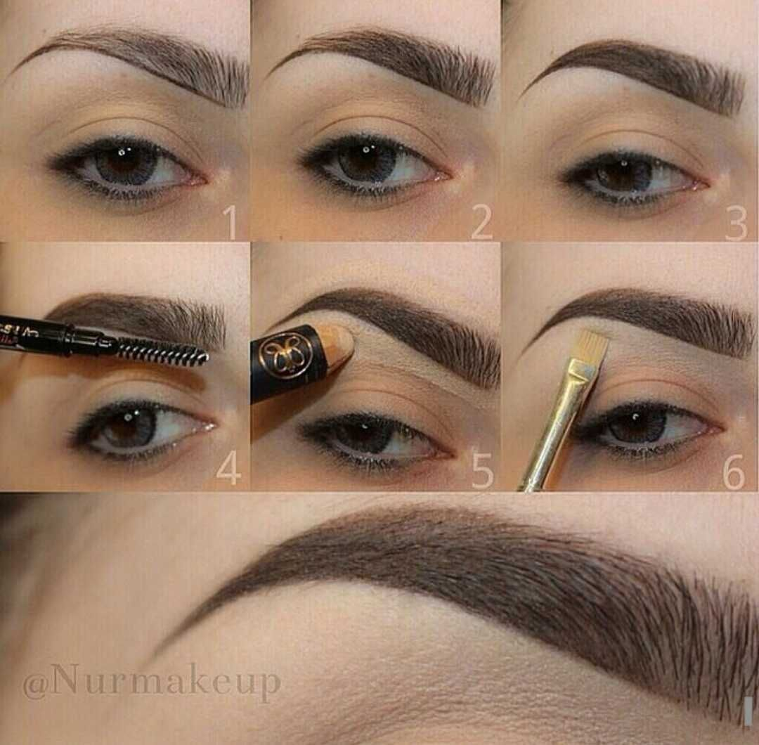 Inspiration by beth roccisano brow perfection love this quick inspiration by beth roccisano brow perfection love this quick stepbystep by lillyghalichi eyebrow shapeseyebrow tutorialperfect baditri Images