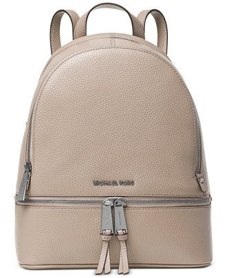 MICHAEL Michael Kors Rhea Zip Medium #Backpack - Backpacks & Accessories - #BackToSchool - #Macy's