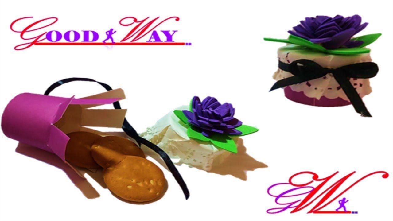 طريقة عمل تجهيزات وتوزيعات العيد والمناسبات افكار للبسكويت كوكيز 9 Hand Art Diy And Crafts Crafts
