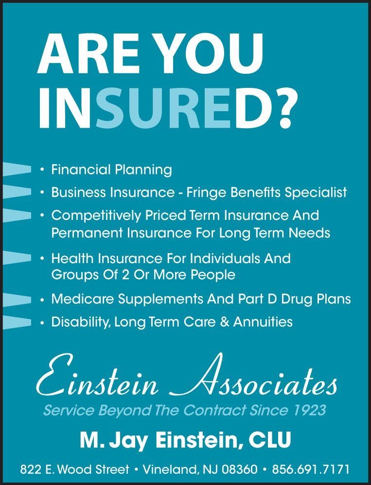 Einstein Associates Life Insurance Financial Planning Are You