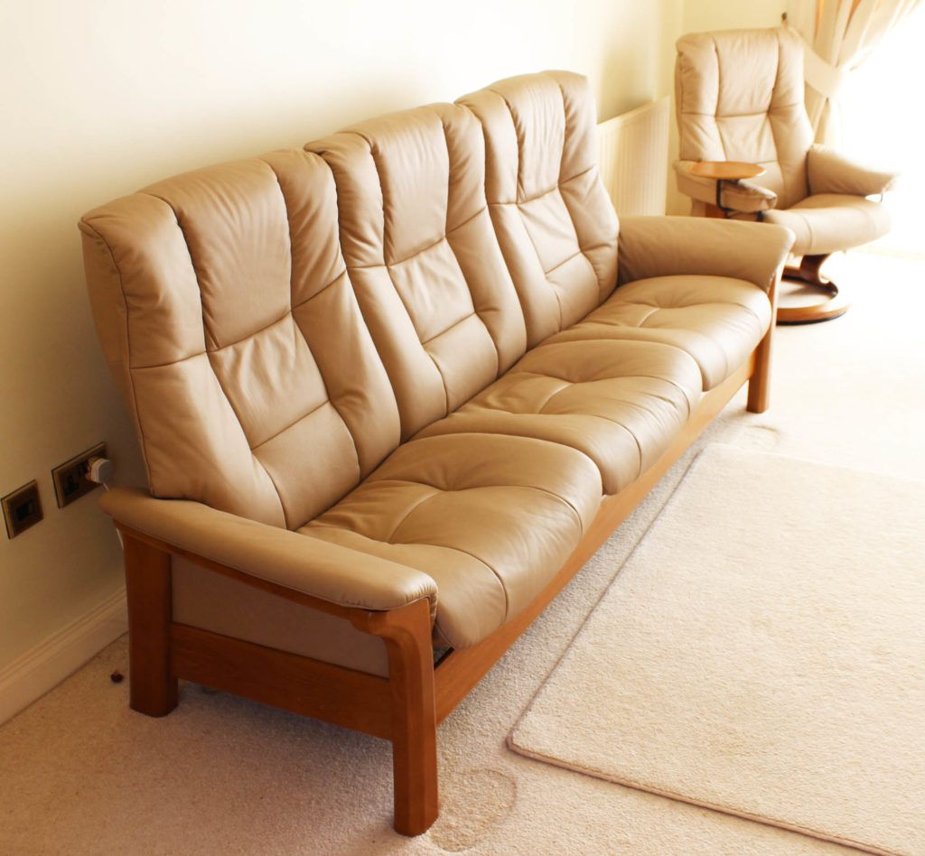 Ekornes Stressless Mayfair Reclining Chairs 2 Buckingham High Back Sofa Brand New Furniture Save 1000 S Off Price Due To Mistake