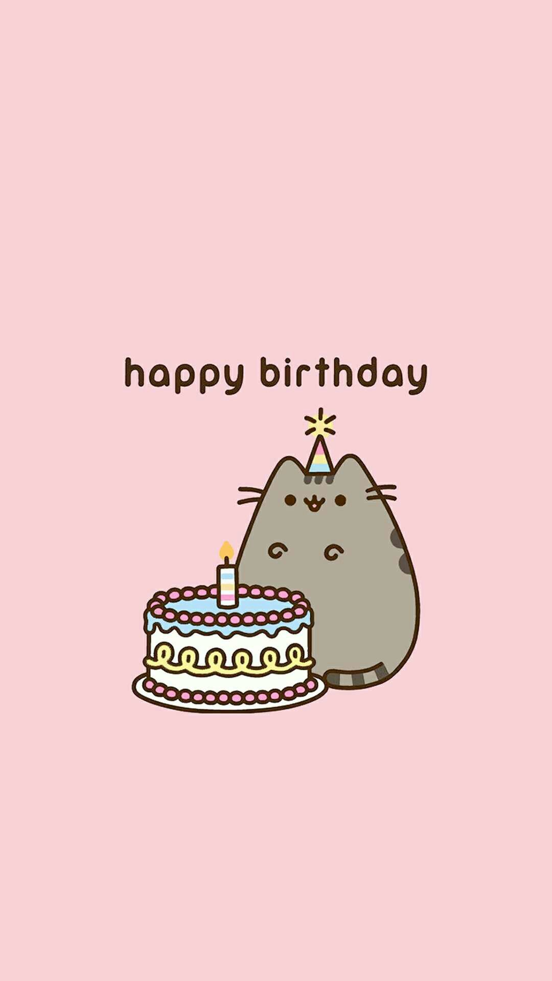 Pin By Crystal Auslam On Pusheen The Cat Wallpaper Cute