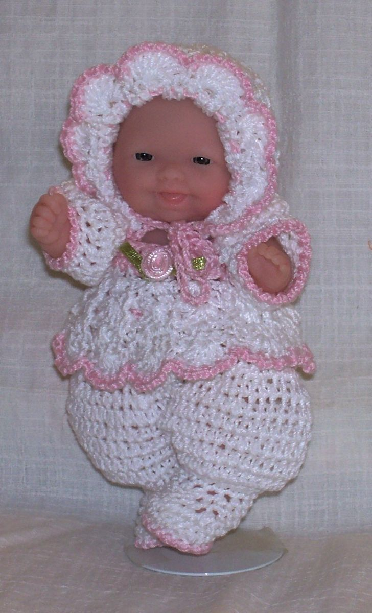 Amazing Bitty Baby Crochet Patterns Photos - Sewing Pattern for ...