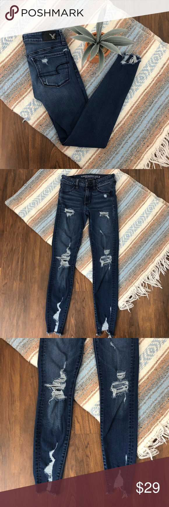 Believe Or Not: American Eagle Jeggings Review in sz 00