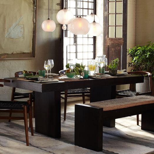 Terra Dining Table Artistic Modern Room Tables