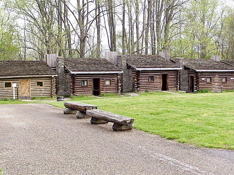 Fort Boonesboro State Park. Possible future location