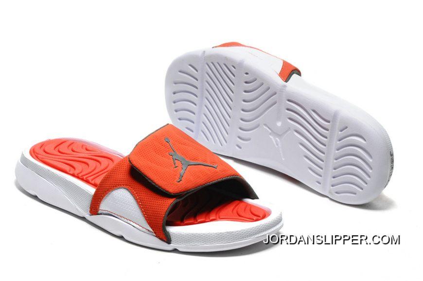 f7be2a213 http   www.jordanslipper.com air-jordan-hydro-iv-retro-white-orange ...