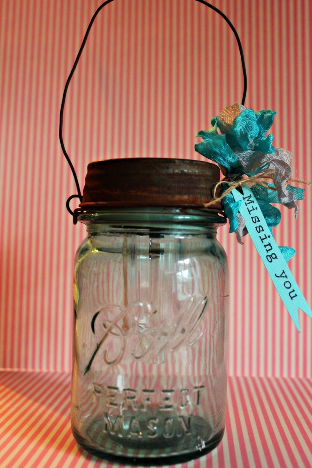 15 Perfect DIY Creative Mason Jar Design Ideas To Your Home ...