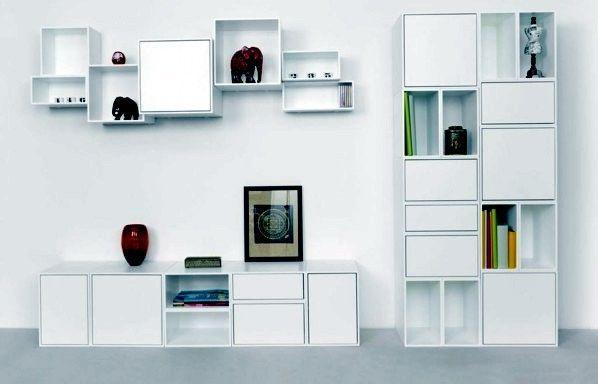 interior design shelves - rendy ideas interior design - Modular shelving for the ...