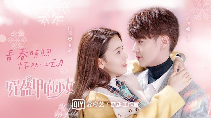 My Unicorn Girl 2020 Darren Chen New Drama Pemain Hoki Aktor Aktris