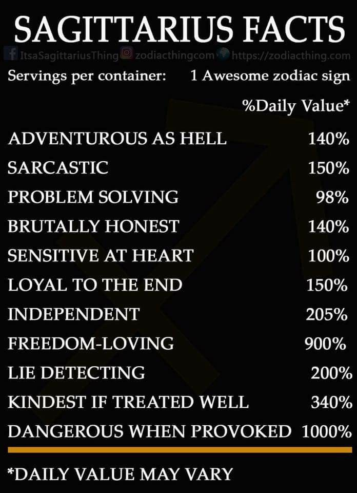 sagittarius horoscope means
