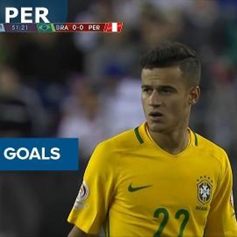 Brazil vs PeruSecond Half HighlightsCOPA AMERICA
