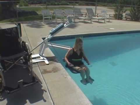 The Pro Pool(TM) is a specialty pool product used to provide handicap access to aquatic therapy, residential, and commercial water recreation.