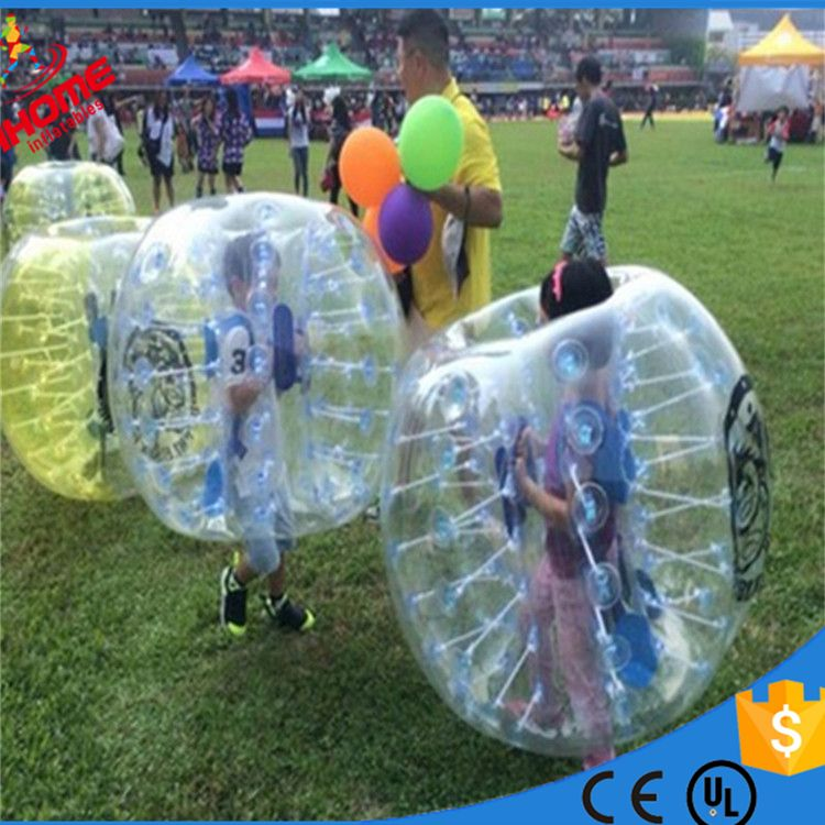 7838a30ae5 1m PVC Inflatable Bubble Soccer Bubble Ball for kids inflatable human  hamster ball