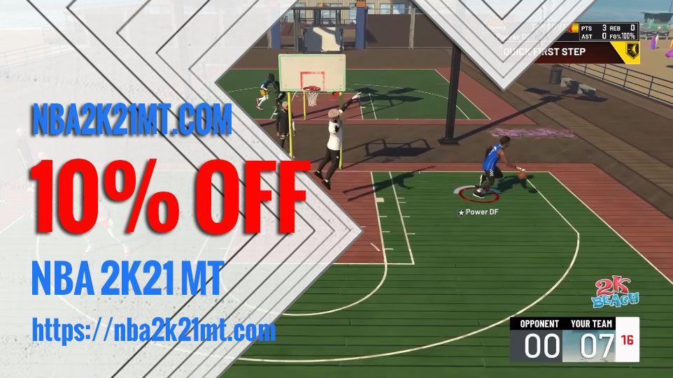Cheap NBA 2K21 MT