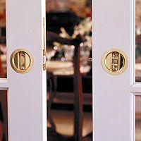 153415p1 Johnson Hardware Pocket Door Lock Pocket Door Lock