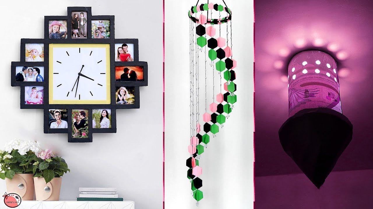 10 Simple Beautiful Diy Room Decor Ideas Smart Craft Ideas