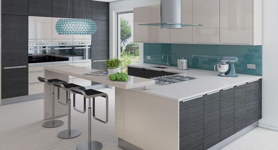 Richard Johns Signature Kitchens Ltd - Contemporary Kitchens ...