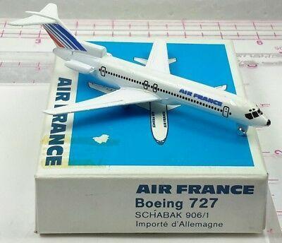 < > New Vintage Schabak 906/1 AIR FRANCE Boeing 727...