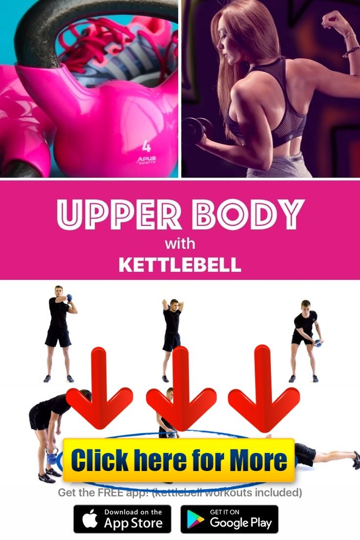 Kettlebell Toned Arms Workout android iphone ios app
