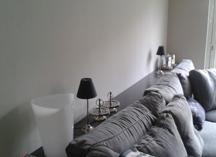 plank achter de bank ben nog op zoek naar grotere lampen b