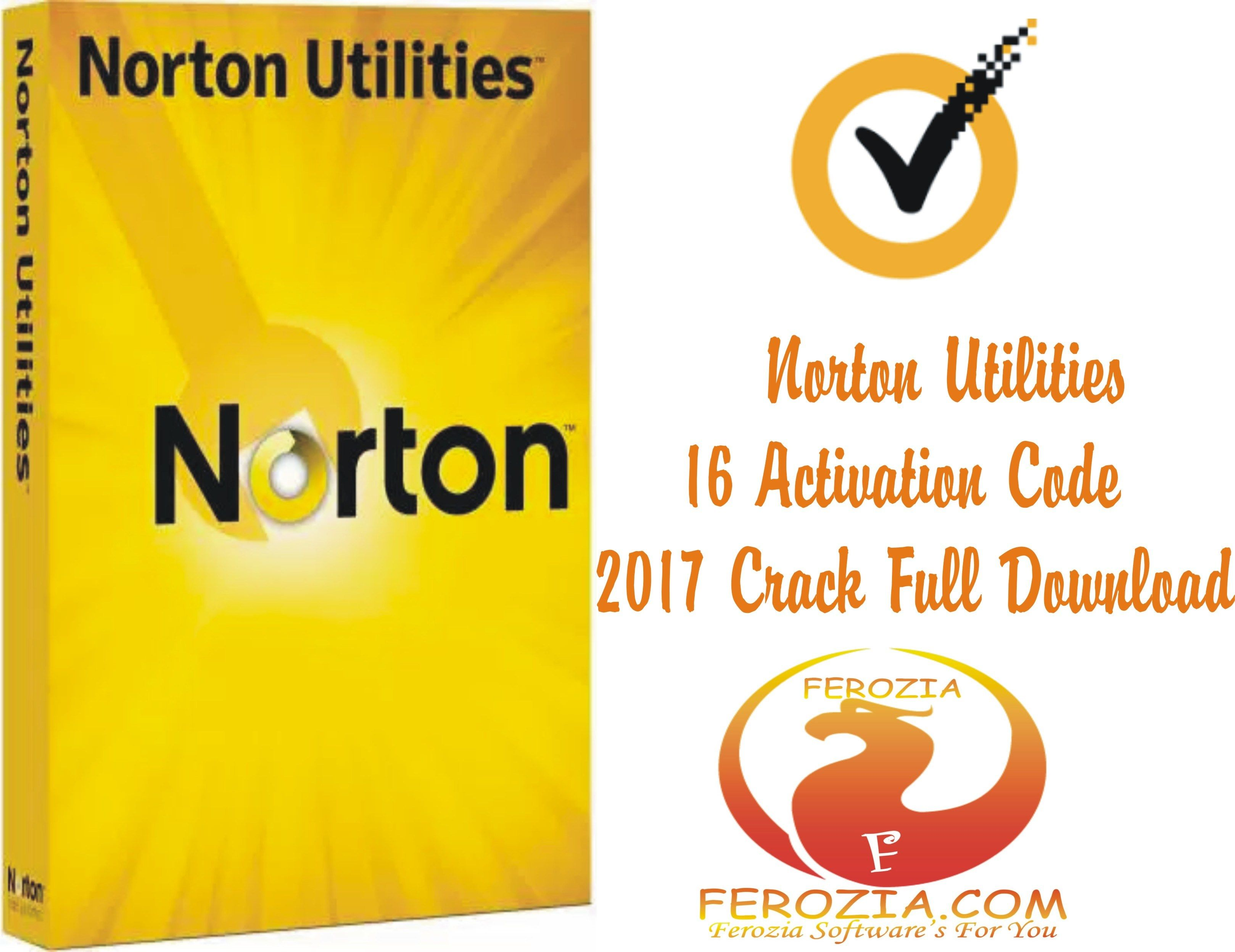 crack norton utilities activation key