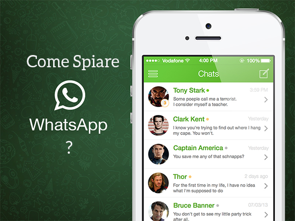 app per ios per spiare whatsapp