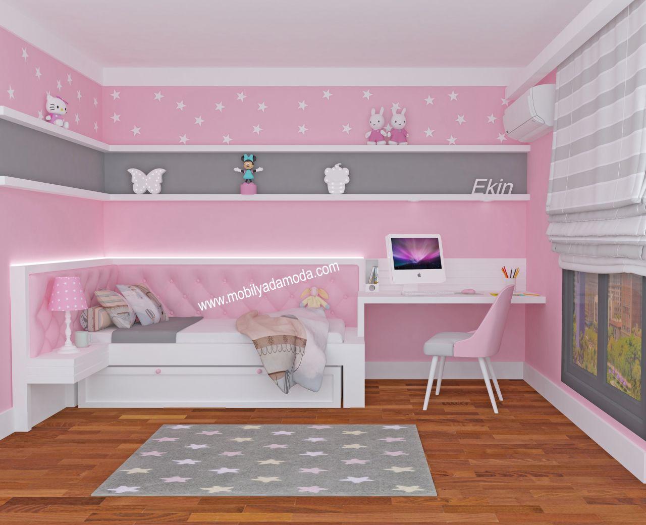 Ekinin Odası, Özel Tasarım Çocuk Odası