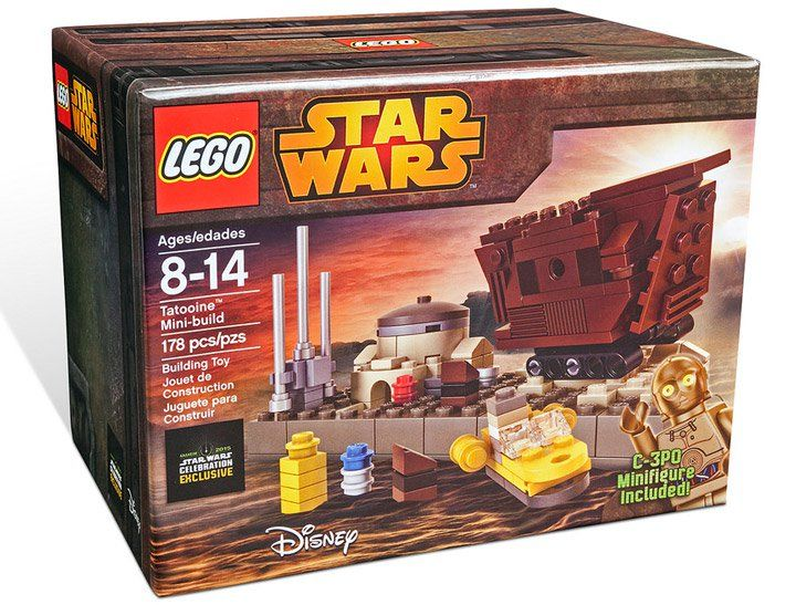 Lego Star Wars Releases