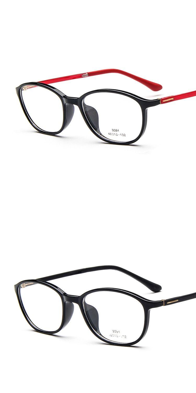 64cc7e7d48 New 2017 Ultra-light Glasses Frame Imitation Tr90 Optical Frames Eyeglasses  Frame Eyewear Women Men Clear Computer Glasses Gafas