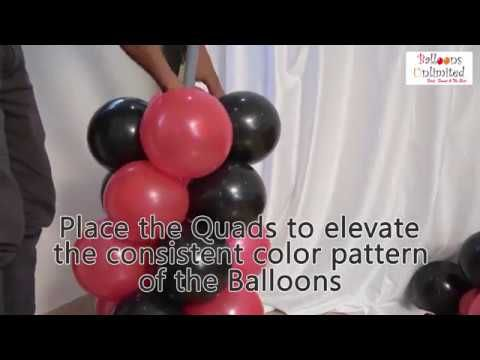 Balloon Arch Frame (No Helium)   DIY Tutorial   YouTube | Mi Key Mouse  Party | Pinterest | Balloon Arch Frame, Mouse Parties And Party Party