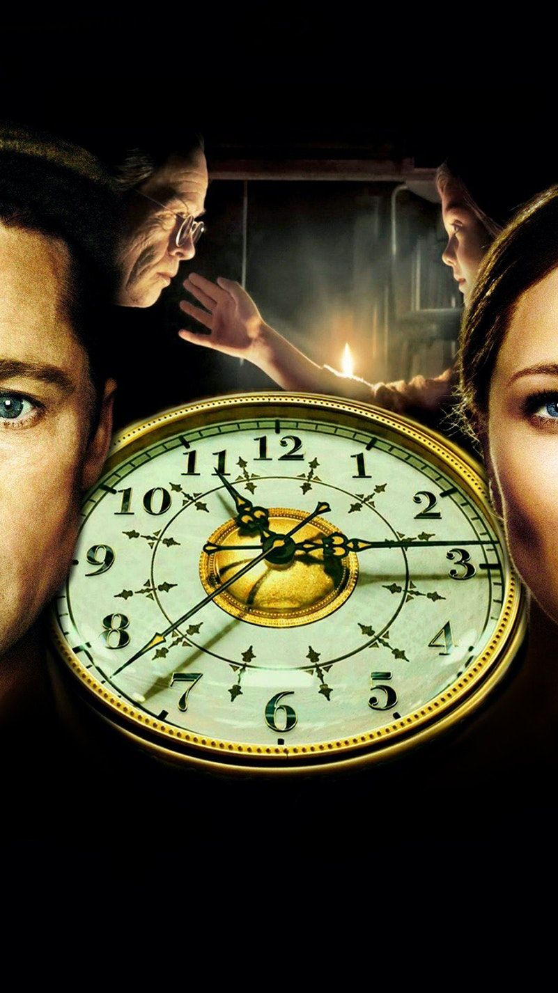 The Curious Case Of Benjamin Button 2008 Phone Wallpaper Moviemania Phone Wallpaper Breitling Watch Pocket Watch