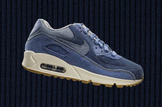 detailed look f3c73 8f89e Corduroy And Denim Cover The Nike Air Max 90 https   tumblr.com