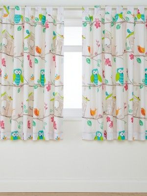 Attrayant Owl Curtains, Http://www.very.co.uk/ladybird Owl Curtains/ Girls Bathroom