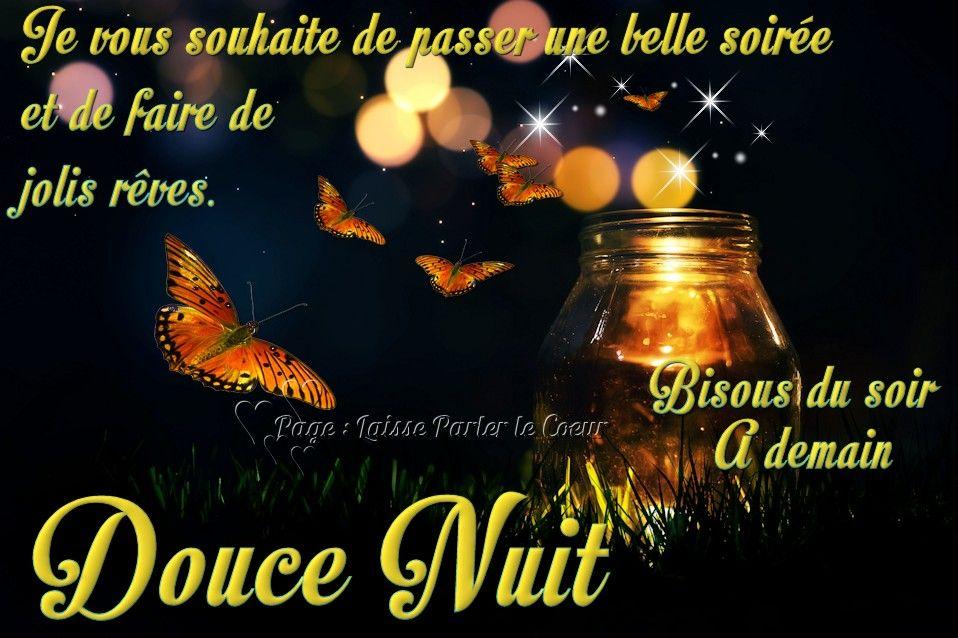 Je vous souhaite de passer une belle soir e et de faire de for Nuit romantique