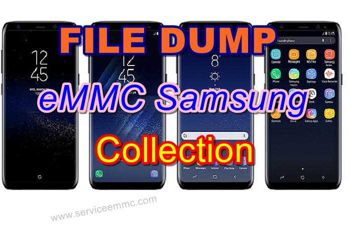 All Model File Dump EMMC SAMSUNG Samsung, Samsung galaxy