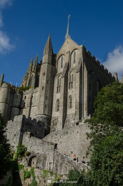 Mont Saint Michel par Marine MICHEL