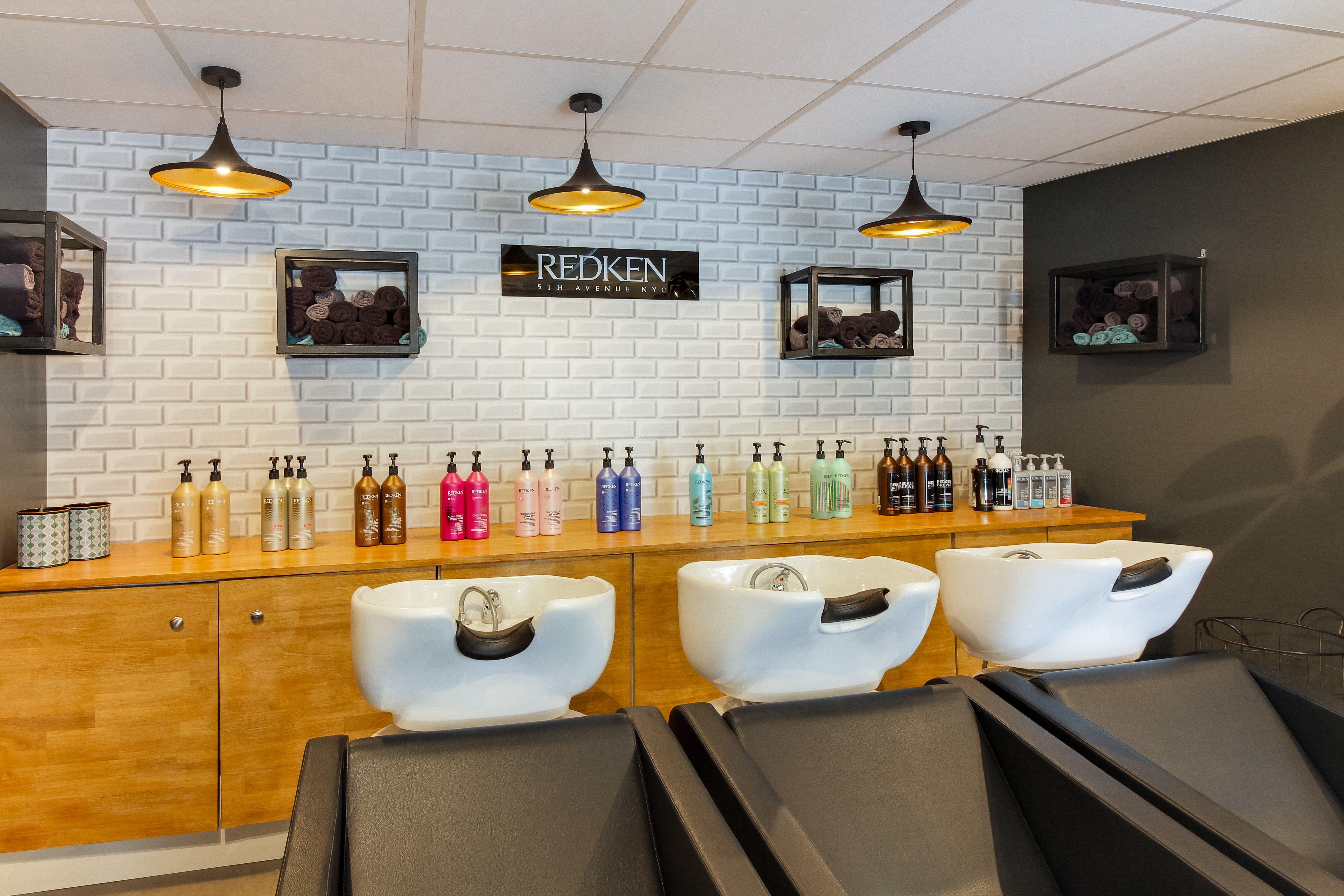 Espace Shampoing Koziel Salon De Coiffure Maison