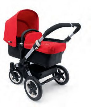 Bugaboo Cameleon And Bugaboo Donkey Strollers Product